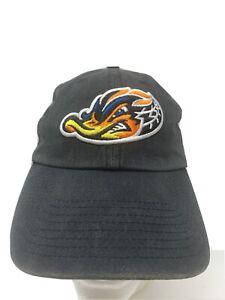 Akron RUBBERDUCKS 47 Brand Hat Adjustable Black