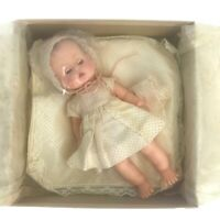 Vintage 1950s A Style Creation By Effanbee Baby Doll Dress Pillow Original Box