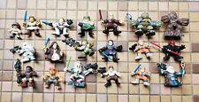 Lot of 19 Star Wars Galactic Heros