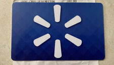New $200 Physical Walmart/Sam's Club Gift Card Activated Unscratched Pin RECEIPT