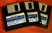 Yamaha PSR Series PACK MUSETTE THE DANSANT Animation PSR8000 PSR9000 7000 3 Disk