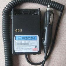 Battery Eliminator fit MOTOROLA EX500 EX600 GP344 GP388 GP328 Plus Two Way Radio