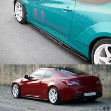 UNR PERFORMANCE Side Lip (Side Skirts) for Hyundai Genesis Coupe (bk1 & bk2)