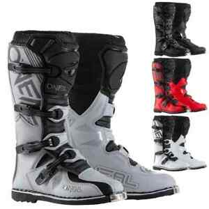 O'neal S19 Element Mens Off Road Dirt Bike Racing Motocross Boots