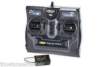Carson 501006 Reflex Stick 2.4 Ghz 6ch Radio + Receptor Para Tamiya camiones Y Tanques