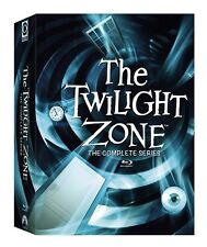 Twilight Zone NEW Complete Series Blu Ray 24 Discs 156 Episodes