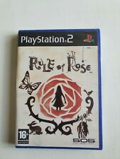 Rule of rose ps2 PlayStation 2 New PAL factory sealed