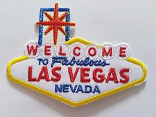Las Vegas Famous sign Iron On Patch Sew On Transfer Badge High Quality