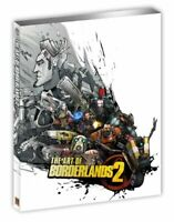 The Art of Borderlands 2 by BradyGames