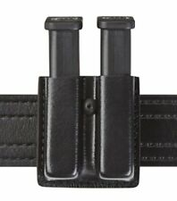 Magazine Pouch Handgun Open Top Double GLOCK 17 22 34 34 Sig P229 Black