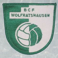 BCF Wolfratsmausen Patch