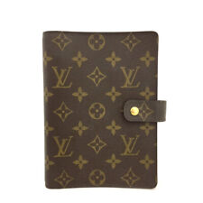 Louis Vuitton Monogram Agenda MM Notebook Cover /90949