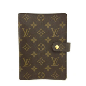 Louis Vuitton Monogram Agenda MM Notebook Cover /90949