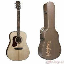 Washburn Heritage 10 Series - HD10SLH Left-Handed Acoustic Guitar - Natural
