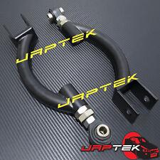 BLACK Adjustable Rear Upper Camber Arms for Nissan R33 R34 Skyline GTST GTT GTR