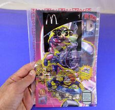 Spy Kids 3-D Comic magazine, McDonalds sealed