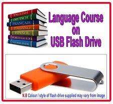Learn Portuguese - Language Course 69Hrs Audio MP3 Book PDF Portugese on USB 167
