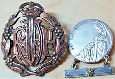 WW2 AUSTRALIAN MOTHER'S & WIDOW'S RELATIVES SON IN SERVICE BADGES KIA AIR FORCE