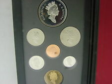 CANADA 1995 PROOF SET DOUBLE DOLLAR SET W/ 7 COINS