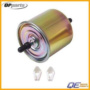 Fuel Filter For: Ford Lincoln Mazda B2300 B3000 Mercury Grand Marquis Merkur
