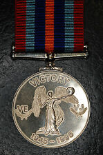 VE-VJ DAY Commemorative medal- 50 years since Victory 1945-1995