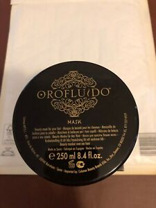 Orifluido beauty mask for hair 250ml Mask x2 new and boxed