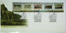 "1988 FDC Australia. The Early Years. ""Old Sydney Town"" PictPMK ""SYDNEY"""