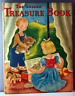 The Golden Treasure Book: 34 Stories of Fun & Adventure (1951) Vintage Childrens