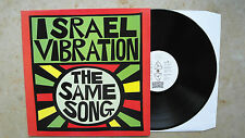 Israel Vibration ‎– The Same Song , UK`95, PS003, LP, Vinyl: vg++