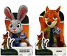 Zootopia Plush Toys Kids Gift Stuffed Movie Character Novelty Soft Teddy Doll