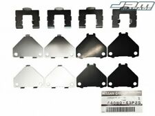 Genuine Rear Brake Pad Shim Akebono Kit Fits Nissan FairladyZ 300ZX VG30DE
