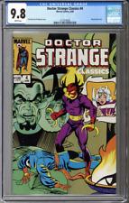 Doctor Strange Classics #4  CGC 9.8