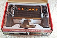 Atari Flashback 2 Black Plug&Play TV Game (NTSC) 40 Built In Games !!
