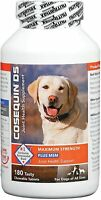 Cosequin DS Joint Health Supplement Plus MSM for Dogs - 180 Chewable Tablets