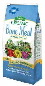 Espoma Organic Natural Bone Meal 4 Lb Plant Food Free Shipping!