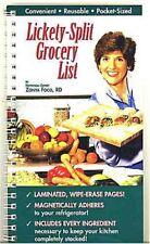 Lickety-Split Grocery List