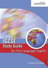 Very Good, IGCSE Study Guide for First Language English (IGCSE Study Guides), Hu