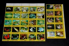 MANAMA & AJMAN, LOT OF 35 DIFFERENT, CTO, STAMPS, NICE!! LQQK!!
