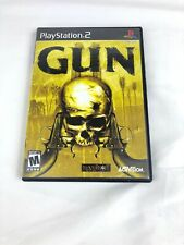 PS2 Gun Sony PlayStation 2 PS2 2005 Complete