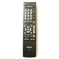 New RC-1168 For Denon Audio Video Receiver AV System Remote Control AVR1613