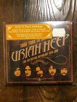 Uriah Heep - Your Turn to Remember: The Definitive Anthology 1970-1990-2cd-new