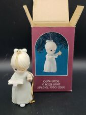 Precious Moments Once Upon A Holy Night Spec 1990 Issue Ornament 523852