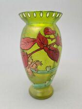 Traumhaft schöne Jugendstil Vase / 1900, Nummeriert aus Nachlass !