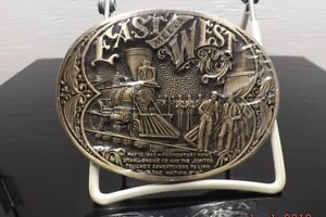 AWARD DESIGN MEDALS EAST MEETS WEST FROM THE TAMING OF THE WEST SERIES [933]