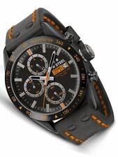 TW Steel TW996 Dakar Chrono Watch Case 46mm Black 10ATM LTD ED  RRP$599