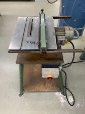 Tischkreissäge ULMIA Typ 1607/5