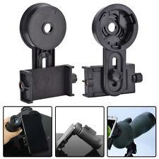 Cell Phone Holder Adapter Mount Binocular Monocular Spotting Scope Telescope New