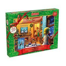 Waddingtons Writing to Santa - Christmas 2017 - 1000pc Jigsaw Puzzle