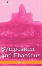 Symposium and Phaedrus by Plato (2010, Paperback)