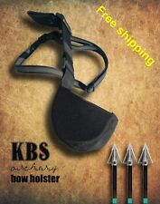 bow holster,bow holder,compound bow holster,compound bow holder,belt holster
